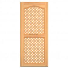 Мебельные фасады с решеткой